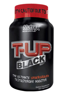 T Up Black Testosterone Booster